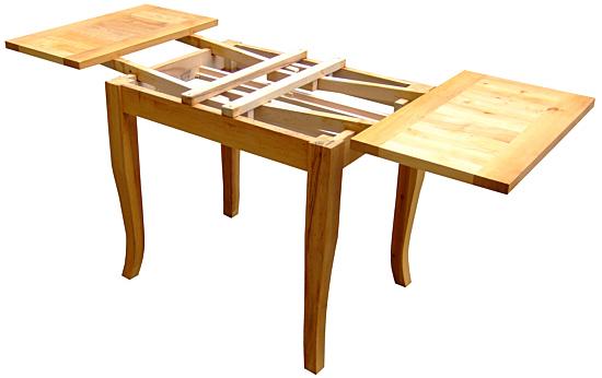 ausziehtisch klapptisch esstisch tisch tafel landhaustisch massivholztisch. Black Bedroom Furniture Sets. Home Design Ideas